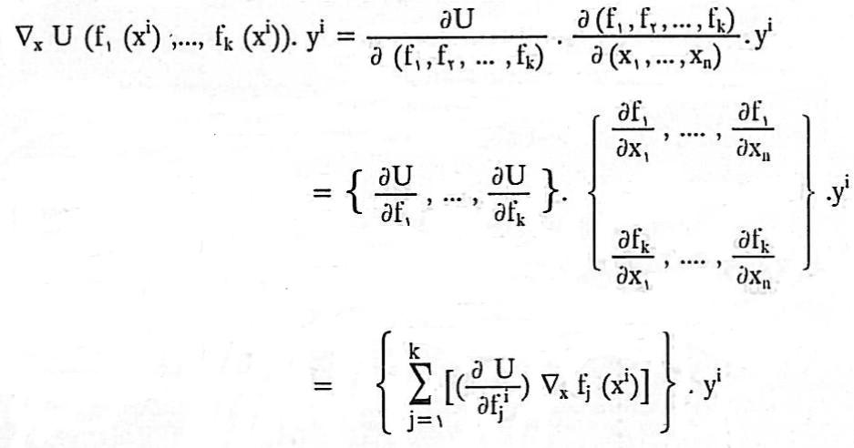 اثبات مدل گرادیان
