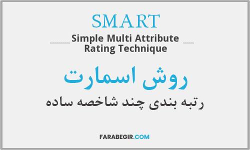 روش SMART