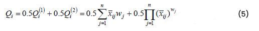 مثال روش Waspas2
