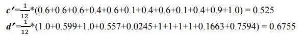 تعیین اختلاف ماتریس های همخوانی و اختلاف