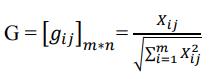 نرمال سازی روش الکتره 2